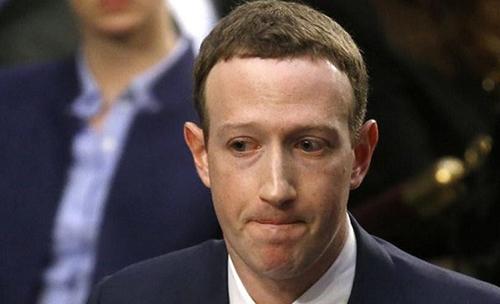 Zuckerberg đang đối mặt với bê bối thứ hai trong năm 2018.