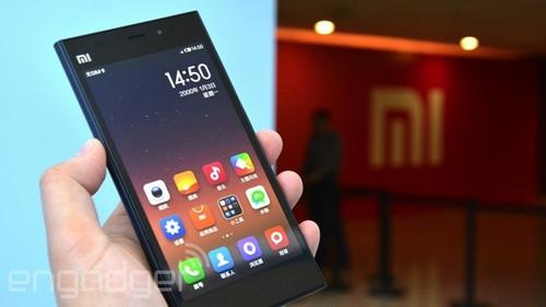 Điện thoại Xiaomi cho thị trường Trung Quốc không có các dịch vụ Google. Ảnh: Engadget.
