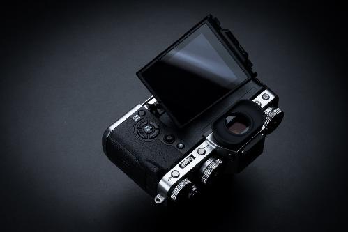 Thiết kế gọn nhẹ, hướng đến trải nghiệm người dùng của Fuljifilm X-T3.