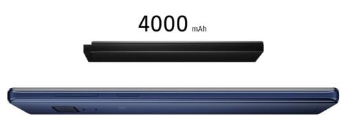 Galaxy Note9 đủ sức phục vụ các nhu cầu của người dùng suốt ngày dài nhờ viên pin khủng lên đến 4.000 mAh