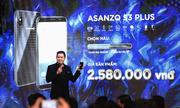 Asanzo ra mắt smartphone S3 Plus với giá 2,58 triệu đồng