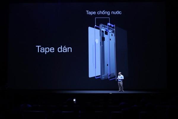 Tape dán màn hìnhđược các chuyên gia nghiên cứu trong thời gian dài.