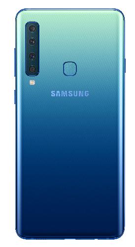 Samsung ra smartphone đầu tiên thế giới có camera chính 4 ống kính
