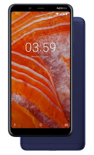 Nokia 3.1 Plus - smartphone 150 USD có camera kép