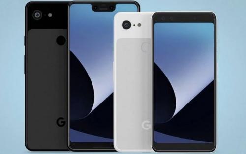 Pixel 3 và Pixel 3 XL lại có camera selfie ống kính kép.