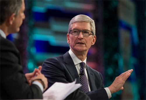 Tim Cook không hài lòng với doanh số iPhone Xs tại Trung Quốc.