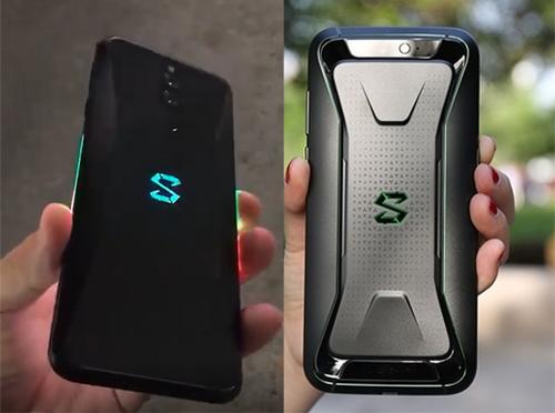 Smartphone được cho làBlack Shark 2.