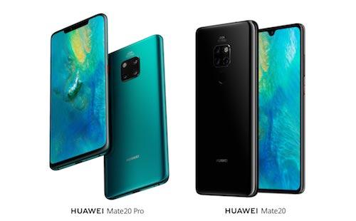 Huawei ra mắt bộ đôi smartphone cao cấp với nhiều công nghệ đỉnh cao nhất hiện nay.