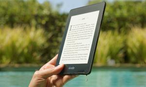 Máy đọc sách Kindle Paperwhite thêm bản chống nước