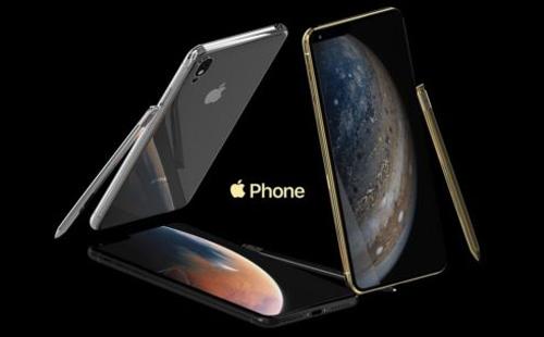 2019 là năm iPhone sẽ thay đổi về thiết kế. Do đó trong hình dung của De Rosa, máy sẽ có màn hình 6,7 inch độ phân giải 3.000 x 1.386 pixel