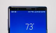 Samsung nghiên cứu smartphone có camera selfie dưới màn hình