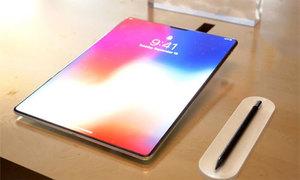 iPad Pro 2018 sẽ mỏng chỉ 5,9 mm