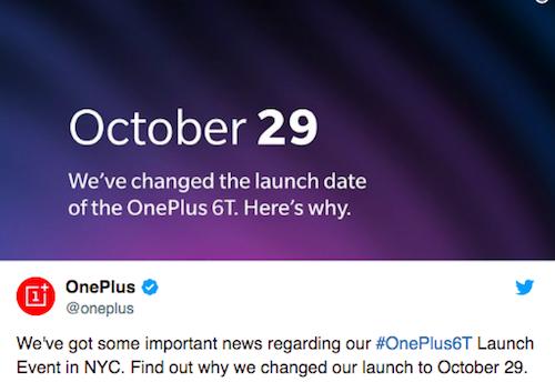 OnePlus phải lùi ngày tổ chức sự kiện lớn nhất trong năm của hãng.