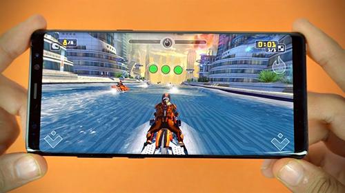 Samsung có thể ra mắt smartphone chơi game cuối năm nay.