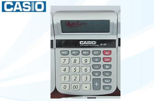 Các dạng làm giả, nhái máy tính Casio - 3