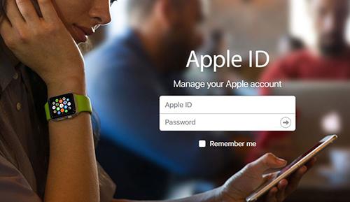 Người dùng Trung Quốc mất tiền do tài khoản Apple ID bị đánh cắp.