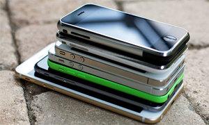 Mức độ quan tâm tới iPhone ngày càng giảm