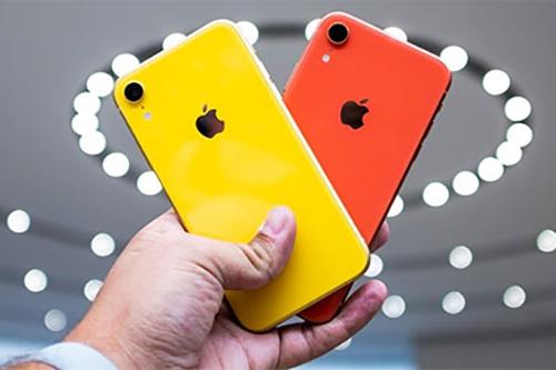 iPhone XR được kỳ vọng bán chạy hơn 50% so với iPhone 8.