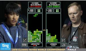 Game thủ 16 tuổi vô địch thế giới trò chơi xếp hình