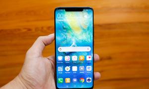 Huawei Mate 20 Pro về Việt Nam, giá 21,99 triệu đồng