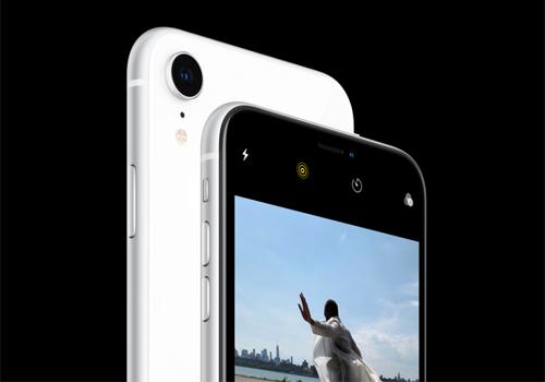 Camera đơn sẽ khiến nhiều người dùng cân nhắc khi lựa chọn iPhone XR.