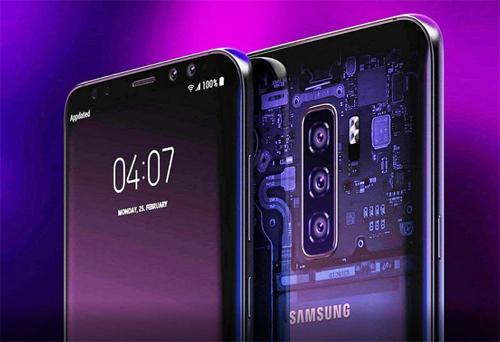 Galaxy S10 có thể là model đầu tiên dùng pin graphene của Samsung.