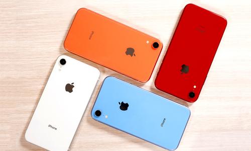 iPhone XR chưa về Việt Nam, giá đã tăng từng ngày