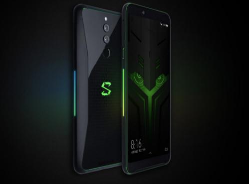 Black Shark Helo là smartphone đầu tiên thế giới có dung lượng RAM 10 GB.