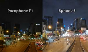 Xiaomi Pocophone F1 được bình chọn chụp đẹp hơn Bphone 3