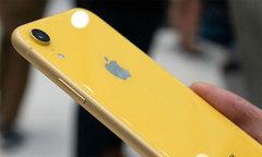 Camera đơn khiến người mua iPhone XR đắn đo
