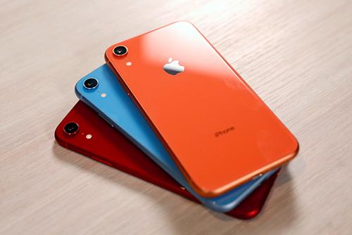 iPhone XR dùng chip tương tự trên iPhone XS hay XS Max.