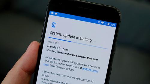 Smartphone Android sẽ được cập nhật thường xuyên hơn.