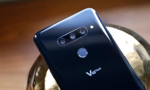 LG đang đốt tiền để sản xuất smartphone