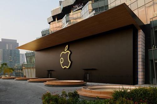 Apple Store sắp khai trương tại Thái Lan. Ảnh: Apple.