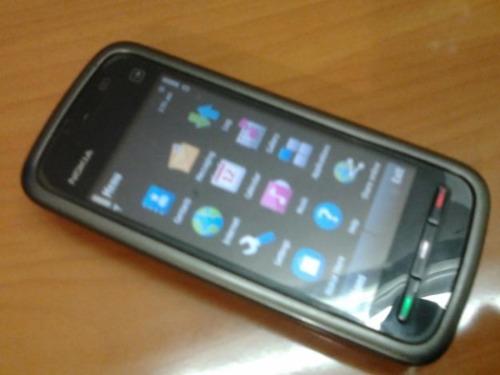 Chiếc Nokia 5233 gắn liền với