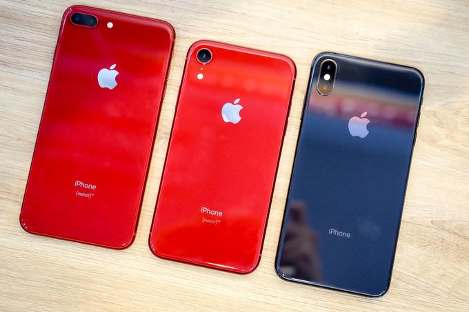 Iphone Xr So Dáng Iphone Xs Max Và 8 Plus Vnexpress Số Hóa