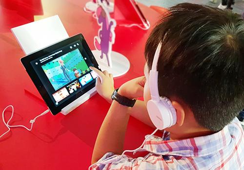 YouTube Kids chỉ chứa các nội dung dành riêng cho trẻ em.