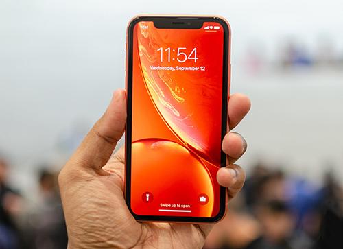 iPhone XR không tạo sức hút như mong đợi tại Việt Nam.