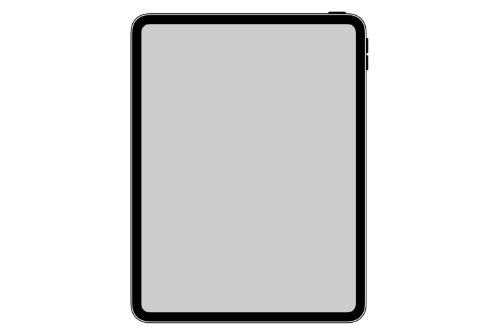 Biểu tượng mới về iPad Pro trong iOS. Ảnh: 9to5mac.
