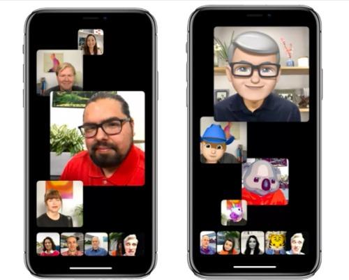Hơn 1 tháng sau khi iOS 12 phát hành chính thức, tính năng Group FaceTime và hỗ trợ 2 SIM cho máy dùng eSIM được Apple tung ra.