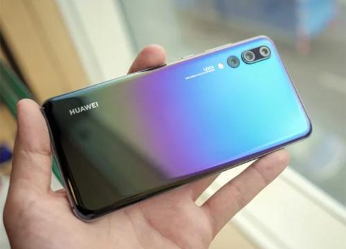P20 Pro là smartphone có 3 camera đầu tiên của Huawei.