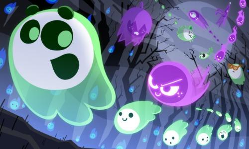 Cách chơi của game tương tự trò rắn săn mồi Slither.io nổi tiếng.