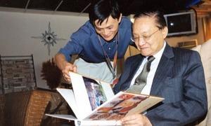 Jack Ma là 'fan cuồng' của tiểu thuyết Kim Dung