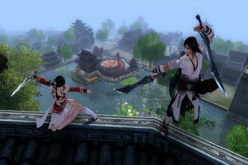 Những game nổi tiếng được chuyển thể từ truyện Kim Dung - 1