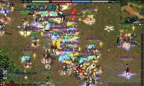 Những game nổi tiếng được chuyển thể từ truyện Kim Dung - 4