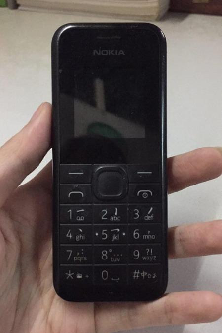Chiếc Nokia 105 của độc giả Ngọc Hà.