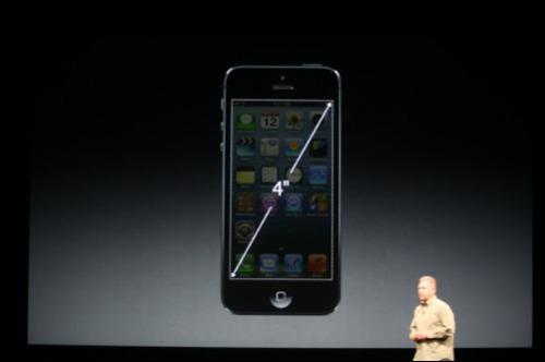 Mẫu iPhone đầu tiên được Apple mở rộng kích cỡ màn hình.