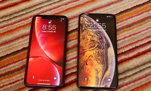 Màn hình OLED khiến iPhone XS nhanh hết pin