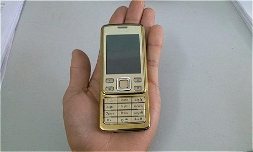 Chiếc Nokia N6300 - người tình của độc giả Bùi Văn Bến.