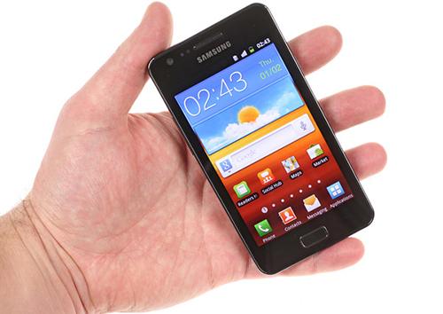 Smartphone Galaxy R được Samsung ra mắt cách đây 7 năm.